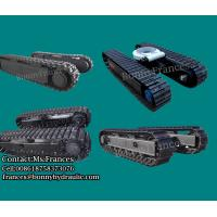 Best Steel track undercarriage crawler chasis 0.5ton-100ton wholesale