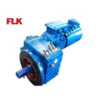 Best F series parallel shaft helical geared motors F37-F157 wholesale
