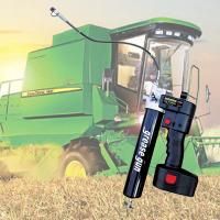 Best 12V Rechargeable Grease Gun with Ni-Cd battery wholesale