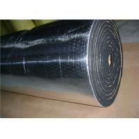 Best Sticky Acoustic Insulation Materials With Glass Fabric 10mm Heat Insulation wholesale