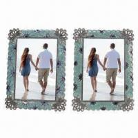 Best Zinc Alloy Photo Frames, Used for Homes, Hotels, Office Decorations wholesale