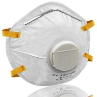 Best Disposable N95 / KN95 Face Mask For Toxic Particles Filtration wholesale