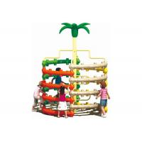 Best Lovely Plastic Climbing Frame Anti Static Apply To School Exercise Training wholesale