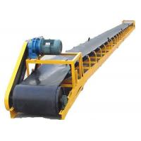 Best Belt Conveyor For Ball Mill Machine , AAC Block Raw Material Machine wholesale
