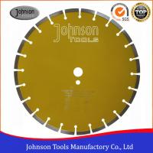 China Fast Cutting Diamond Concrete Cutting Blades , 14 Diamond Concrete Blade on sale