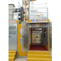 China Vertical Transportation Construction Man Lift Payload Capacity 3000Kg Lifting Speed 0–60 M/Min on sale