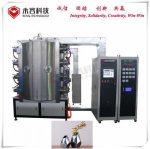 Best Arc Ion Plating Decorative Machine,  TiN TiO Arc Plating Deposition Films on Ceramic Vase wholesale