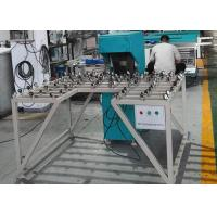 Best High Performance Glass Edge Grinding Machine 50Hz For Insulating Glass Production wholesale