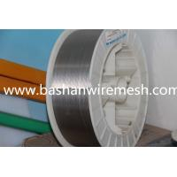 China China bashan stainless steel wire for wire slot screen 2017 hot sale on sale
