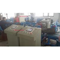 Best Semi Automatic Roll Forming Equipment 350 H Steel Pipe Bending Machine Chain Drive wholesale