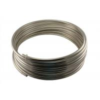 Best 316Ti 310S 321 Stainless Steel Pipe Coil 600 - 3500M / Coil ASTM A249 wholesale