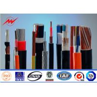 China Copper Aluminum Alloy Conductor Electrical Power Cable ISO9001 Cables And Wires on sale