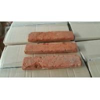 China Red Clay Old House Bricks , Old Looking Bricks For Coffee Bar Antique Style on sale