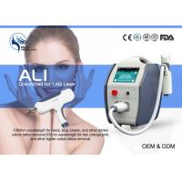 Best Professional Q-Switched Nd Yag Laser Machine Q Switched Nd Yag Laser Equipment 532nm wholesale
