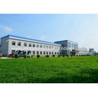 Best Commercial Fire Proof Prefabricated Steel Structures With A36 A572 Material wholesale