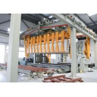 Best Autoclaved Aerated Concrete AAC Block Cutting Machine For Fly Ash wholesale