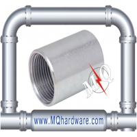 China Rigid Metal Pipe Coupling For Conduit Fitting 1/2 on sale