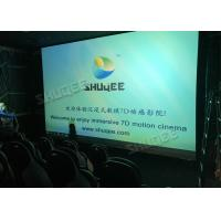 Best 380V 9D Movie Theater For Commercial Shopping Mall Or Amusement Attraction wholesale