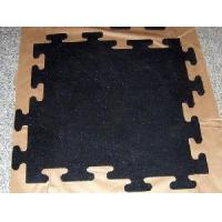 China Interlocking Rubber Tile (GB-10) on sale