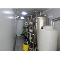 China RO/UF Water Plant Well / River / Underground / Tap Water Purifier Cleaning System Water Treatment on sale