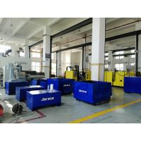 Best Automatic Cold Pipe Cutting And Beveling Machine Split Frame Technology wholesale