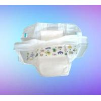 China Fluff Pulp Material and Dry Surface Absorption baby diapers on sale