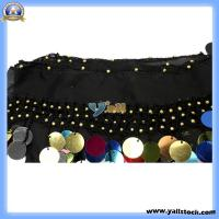 China Multicolor Sequins Coin Belly Dance Hip Scarf -F2002 on sale