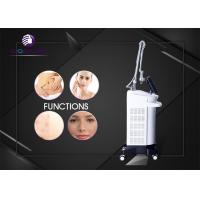 Best 40W Power Acne Scar Removal Machine Sun Damage Recovery With 8.4 Inch LCD Touch Screen wholesale