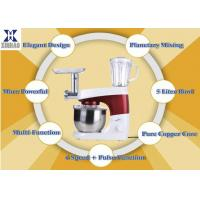 Best White And Spray Red Multifuntions Stand Mixer ABS Plastic Housing Injection wholesale