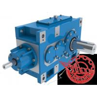 Best Professional High Power Industrial Gearbox / Helical Bevel Gearbox for Mining or Cement Industry wholesale