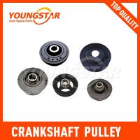 Buy cheap Crankshaft Pulley MITSUBISHI 4G93 MD350781 from wholesalers