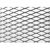 Buy cheap 22 X 9 Mm Expanded Metal Plate , Opening Aluminum Galvanized Expanded Metal from wholesalers