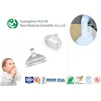 Best ISO Nipple Liquid Silicone Rubber Food Grade RH5350 - 70 High Transparency for Baby Supplies wholesale