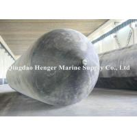 Best Customized Size Marine Salvage Airbags , Upgrading Boat Lift Air Bags wholesale
