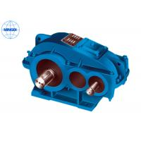 Cheap Cylindrical Gear Reducer Gearbox with Ratio from 8 / 1 to 50 / 1 ZQA Series for sale