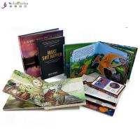 Best OEM Paper Printing Services Full Color Lamination Board Binding Book For Children wholesale