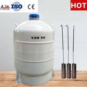 China Container liquid nitrogen YDS-50 liter TianChi Price on sale