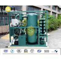 Best High Efficiency Two Stage Transformer Oil Purifier Waste Oil Purification Machine wholesale