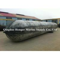 Best High Buoyancy Gas Heavy Lift Air Bags , Flotage Aid Ship Launching Airbags wholesale