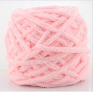 Best viscose rayon fancy knitting chenille yarn for lady