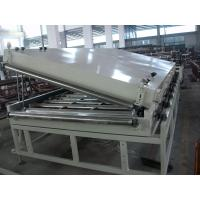 Best PC Transparent Waving Corrugated Roof Sheet Extrusion Machine 1130mm Width wholesale