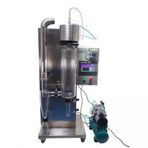 China Lab Scale Mini Vacuum 40ºC -120ºC Temperature Range Of Outlet Air on sale