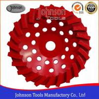 Best High Effective Diamond Grinding Wheels For Concrete Swirl Cup 84679910 wholesale