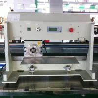 Best V-cut PCB Groove Cutting Machine ,Automatic Aluminum PCBA Separator-YSV-1A wholesale
