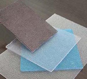 Best Fire Resistance Polycarbonate Plastic Panels , Translucent Polycarbonate Sheet wholesale