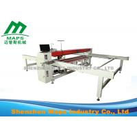 China Durable Computerized Quilting Machine , Mattress Single Head Quilting Machine on sale