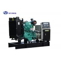 High Efficiency Standby 30kVA Three Phase Diesel Generator Set Power By Cummins