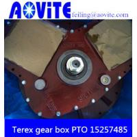 Best Engine power transmission gear box 15257485 for Terex TR100 wholesale