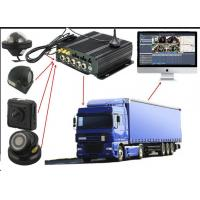 AHD All - In - One Mobile Car  DVR SD Card Video Recorder With Linux Operation System , 10V-36V