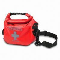 China Promotional First Aid Toilet/Cosmetic Bag, Made of PVC Tarpaulin, OEM Orders are Welcome on sale